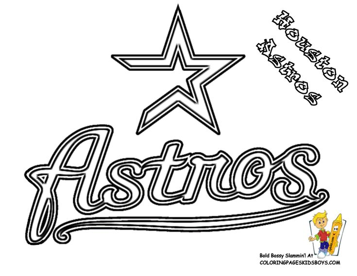 17 Best images about Baseball Coloring pages on Pinterest