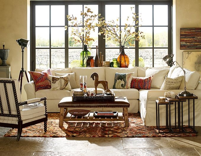 African Theme Living Room