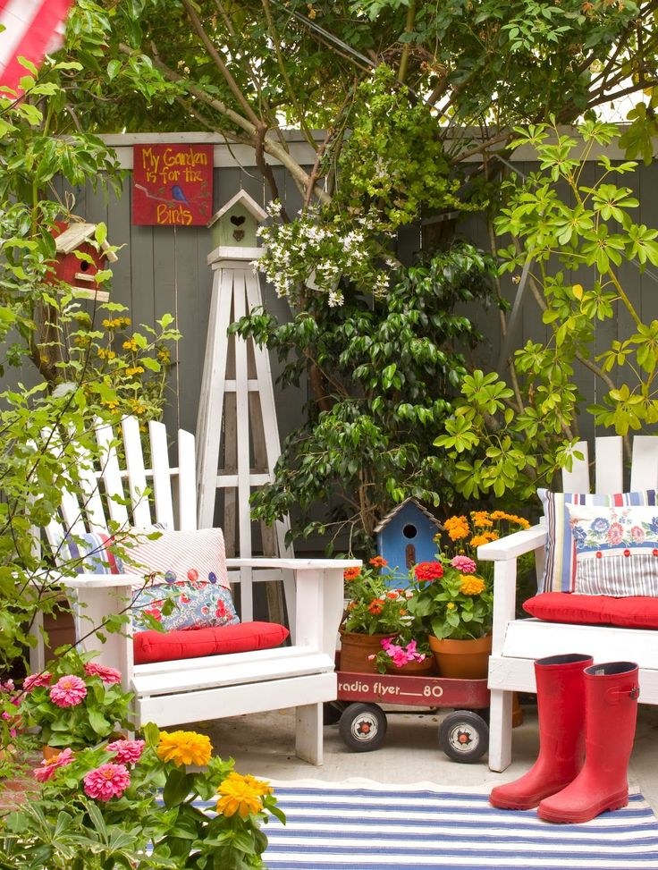 51 Best Images About Home & Garden On Pinterest Radios Fairy
