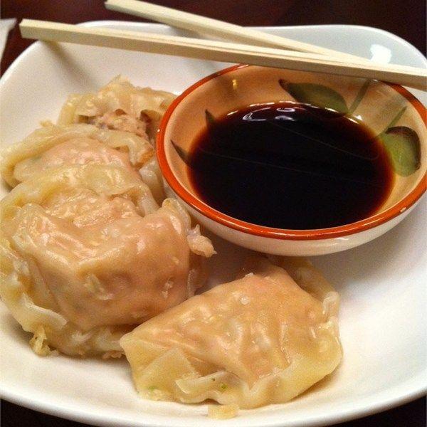 """Pork Dumplings  """"excellent! Just Like The Steamed"""