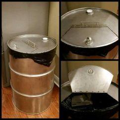 Portable Kitchen Cabinet Delta Cassidy Faucet Best 25+ 55 Gallon Steel Drum Ideas On Pinterest | ...