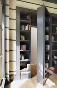25+ best ideas about Hidden Door Bookcase on Pinterest