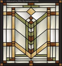 decorative window film stained glass | anderson l ...