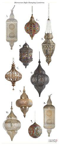 Best 20+ Moroccan lighting ideas on Pinterest | Moroccan ...