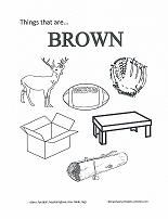 Free coloring pages for learning 8 colors. Includes a