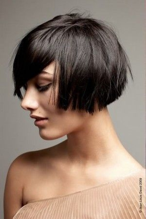 Best 25 Blunt Bob Haircuts Ideas On Pinterest Messy Bob