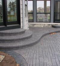 25+ best ideas about Concrete patios on Pinterest ...