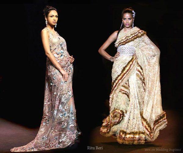 17 Best Ideas About Bridal Sari On Pinterest