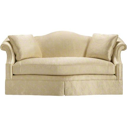 Baker Furniture Camelback Sofa 6513 81 Sofas
