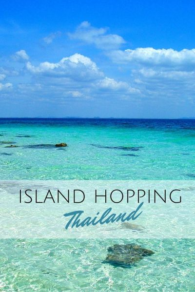 A Guide to West Coast Island Hopping in Thailand | Stay at ...