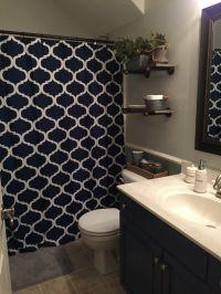 Best 25+ Navy bathroom decor ideas on Pinterest   Navy ...