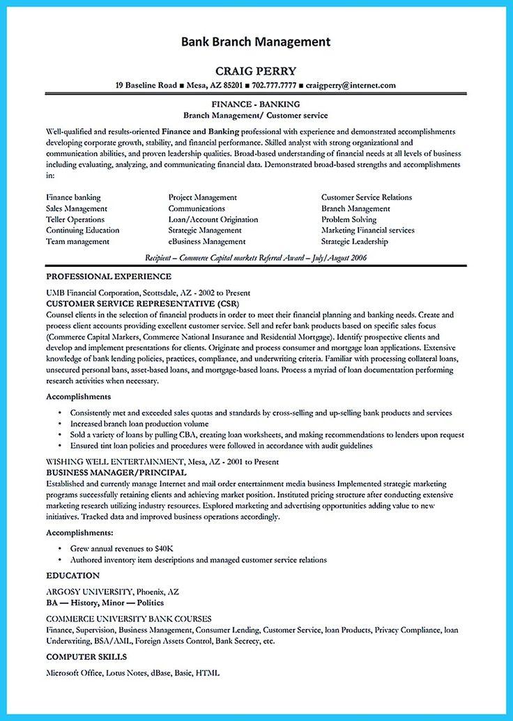 Bank Teller Experience Resume Topl Tk