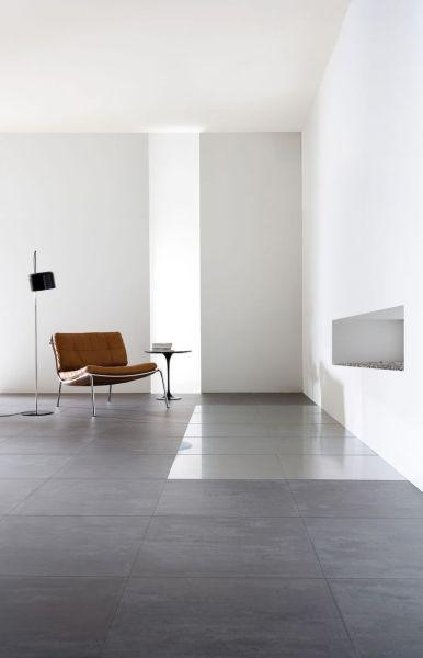 gray porcelain tile living room 17 Best ideas about Porcelain Floor on Pinterest | Bathroom flooring, Grey tile floor kitchen