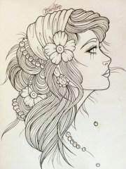 gypsy girls girl tattoos