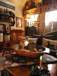 Primitive Living Rooms | www.imgkid.com - The Image Kid ...