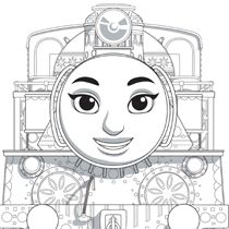 Thomas The Tank Engine And Friends Puzzles Thomas And