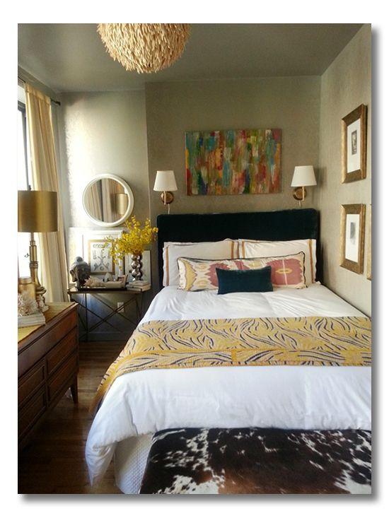 17 Best ideas about Narrow Bedroom on Pinterest  Narrow bedroom ideas Small space bedroom and