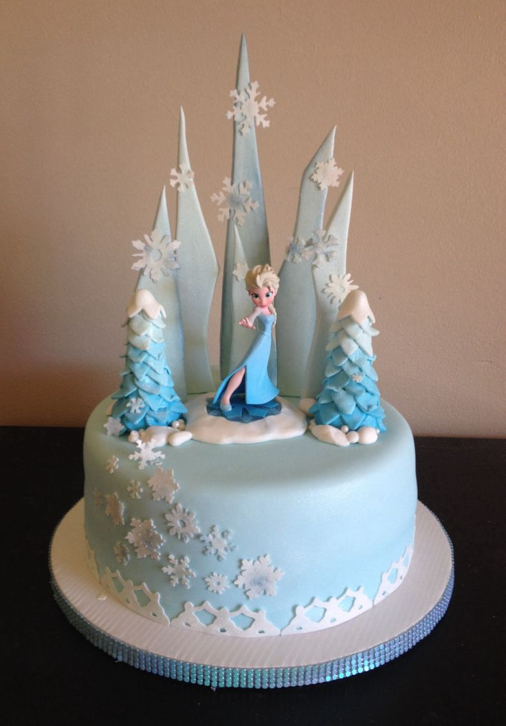 Frozen Party Cake Ideas Amp Inspirations Frozen Cakes And