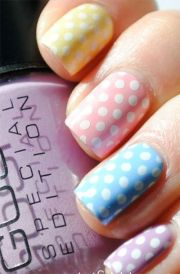 ideas easter nail