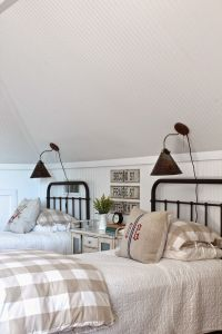 Modern Country Style: Gorgeous Modern Country Style bedroom