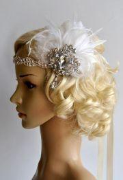 1920s headpiece ideas