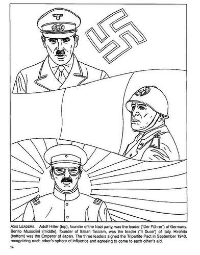 Coloring pages, Coloring and Wwii on Pinterest