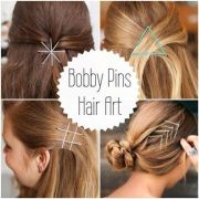 beauty and 10 bobby pin