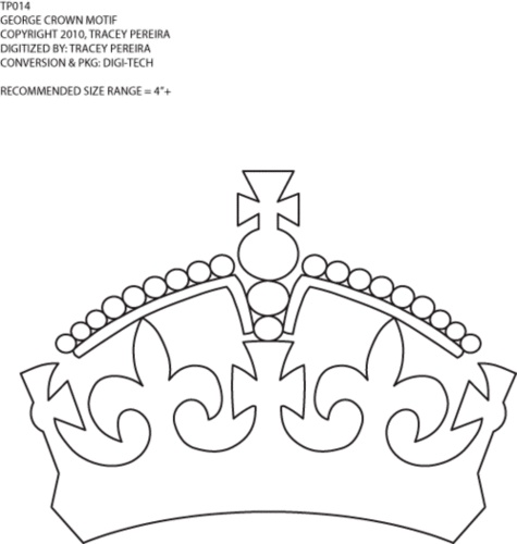 17 Best images about Crown Coloring Pages on Pinterest