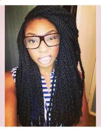 Gorgeous Marley twist! | hair hair and more hair ...