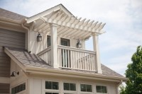 balcony and pergola | Design | Pinterest | An, Of and Off of