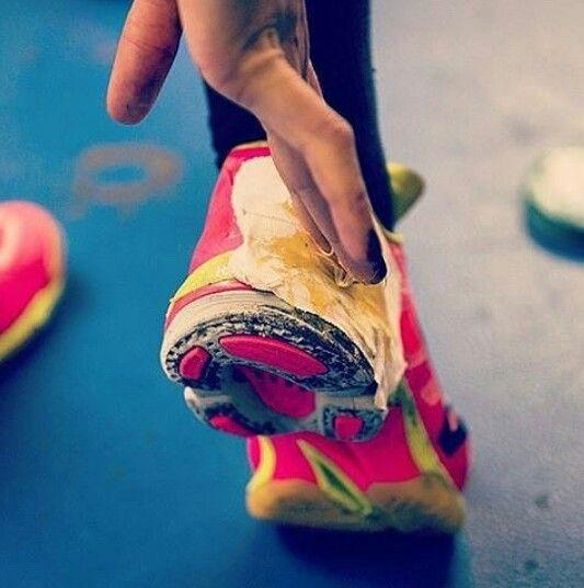 photo chaussures de handball