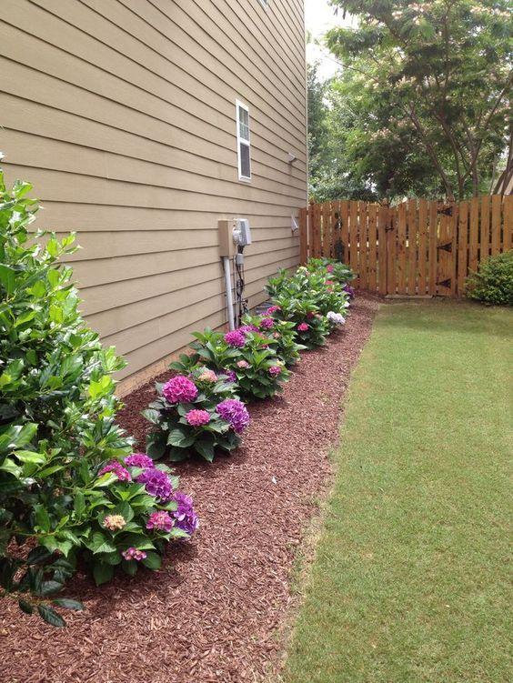 25+ best Side yard landscaping ideas on Pinterest