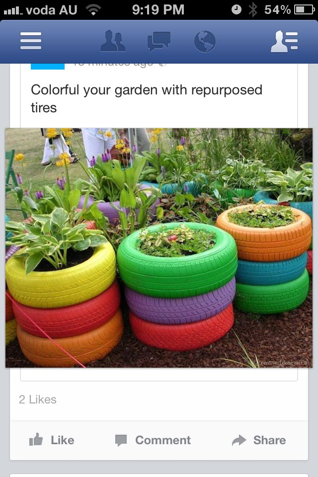 25 Best Ideas About Tyre Garden On Pinterest Old Tire Planters