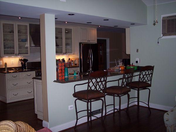 Open up galley kitchen  Kitchen  Pinterest  Posts