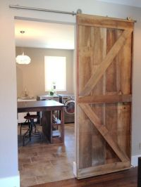 Barn Door Room Divider Made to Order from by ...