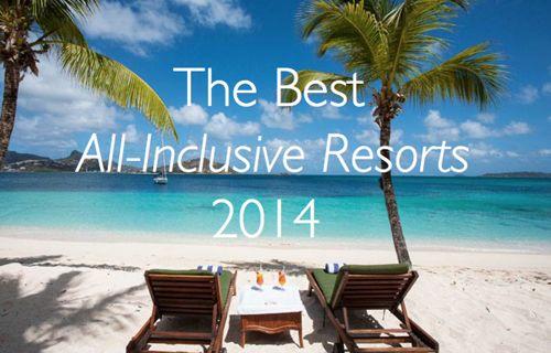 The 25 Best Caribbean AllInclusive Resorts  2014