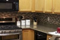 Peel and stick tile backsplash | kitchen ideas | Pinterest ...