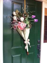 17 Best images about Umbrella Flower Wreath on Pinterest ...
