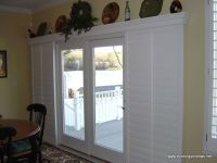 17 Best images about Patio door window treatments on ...
