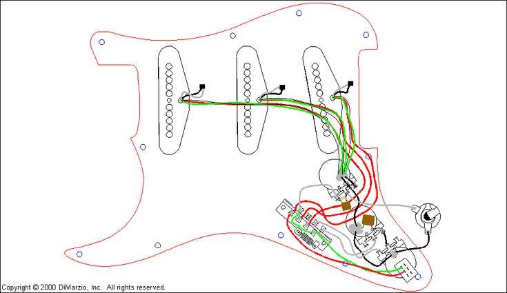 Diagram Les Paul Wiring Diagram Dimarzio