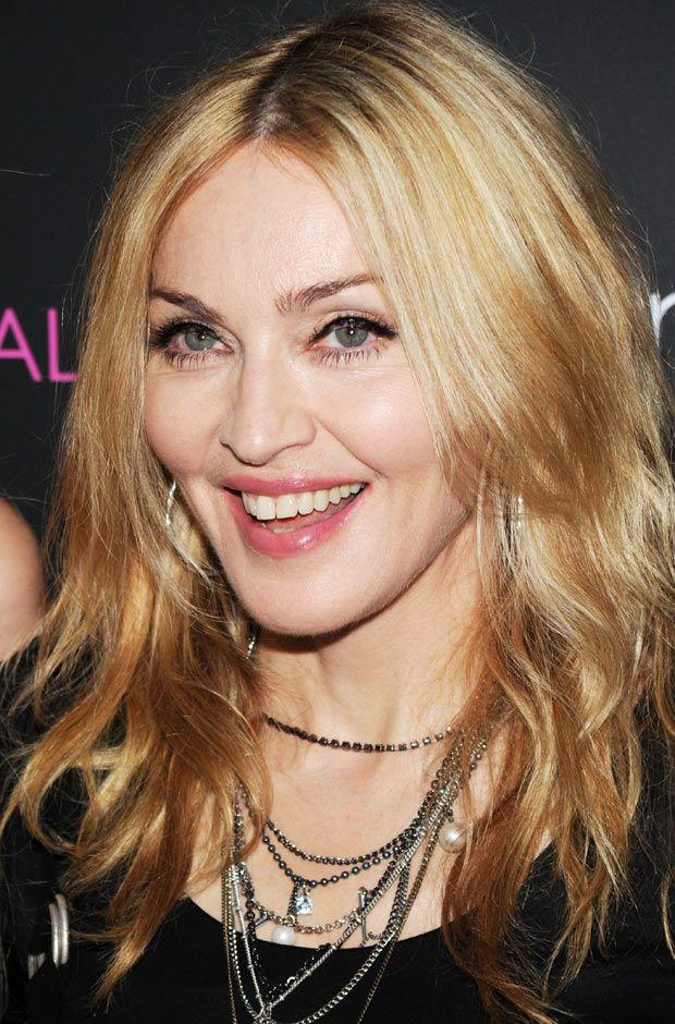 Madonnas Eyes Madonna Sometimes Eyes On Mature Women