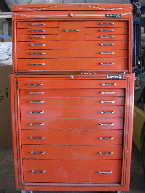 Image result for craftsman vintage tool boxes  Vintage