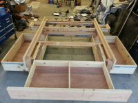 17 Best ideas about Bed Frame Storage on Pinterest