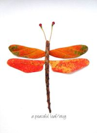 Best 25+ Leaf art ideas on Pinterest