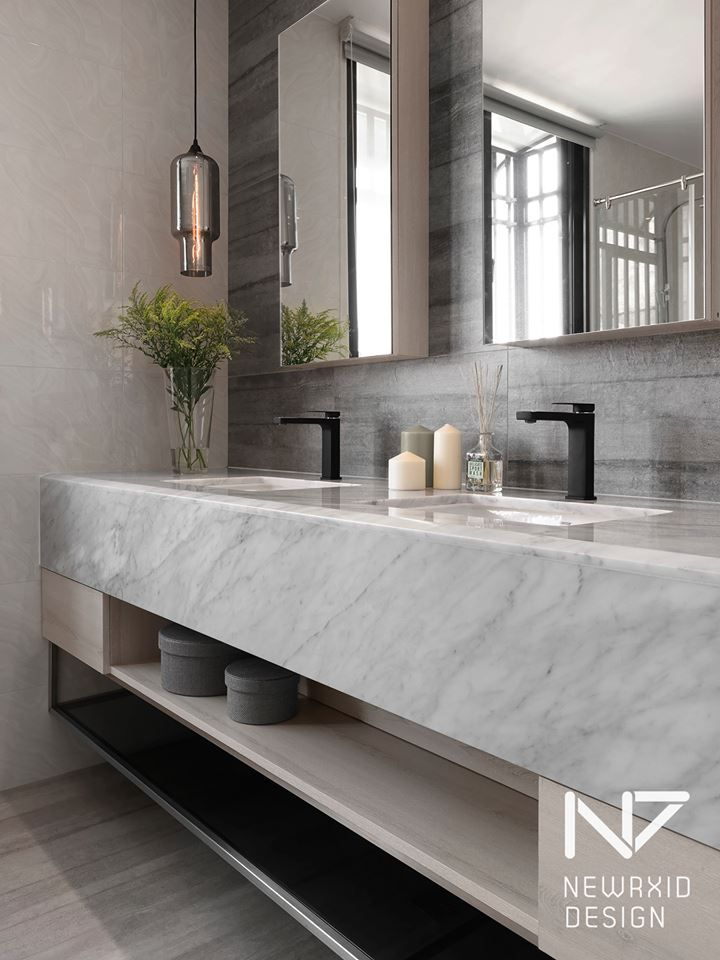 25+ best ideas about Modern Marble Bathroom on Pinterest