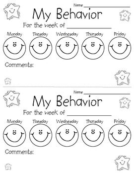 1000+ images about Preschool Notes Home on Pinterest