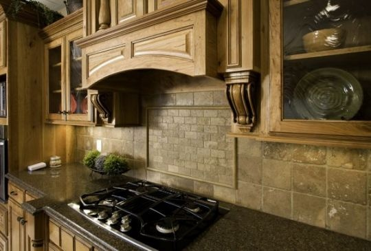 Tuscan Style Kitchens  Backsplash  Home Sweet Home