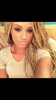 white girl box braids haircuts&hairstyles