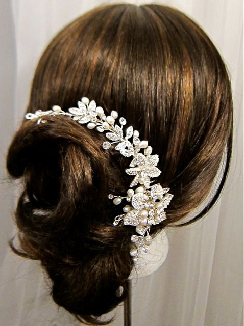 10 Best Images About Hair Ornamentation On Pinterest