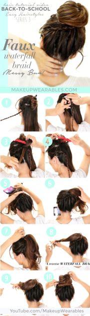 1925 hair tutorials